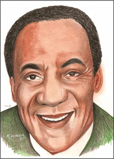 Bill Cosby by Kozman
